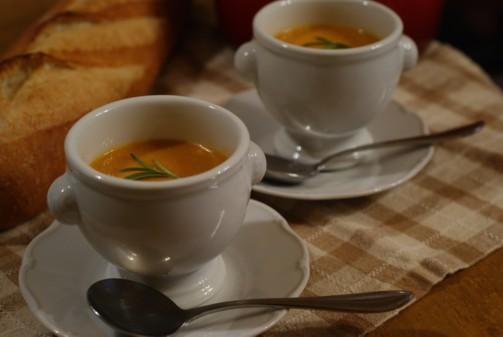 B横ビタンカスープ