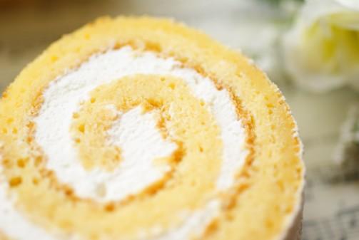 bアップロールケーキ