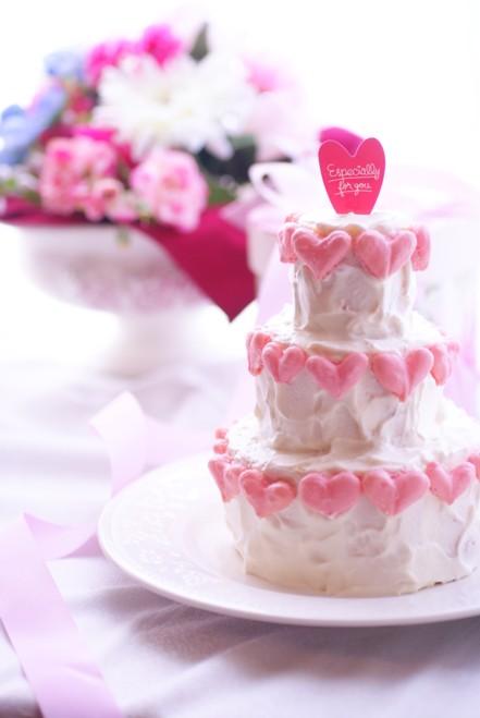 b3段ケーキ