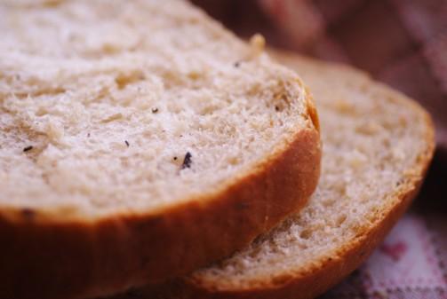 b横ひじき食パン