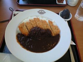 大涌谷にて昼食