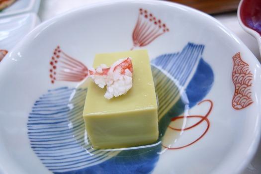鳥取宴会カニ味噌豆腐