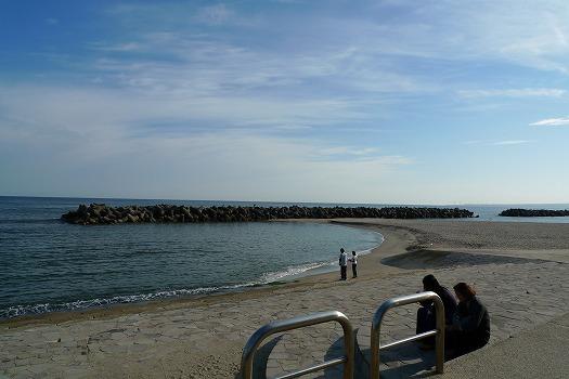 鳥取日本海