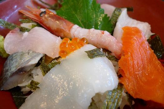 魚山亭特上魚山丼