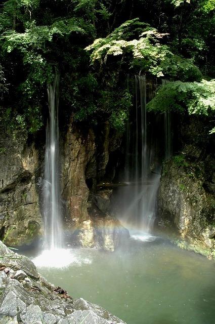 竜宮の滝2