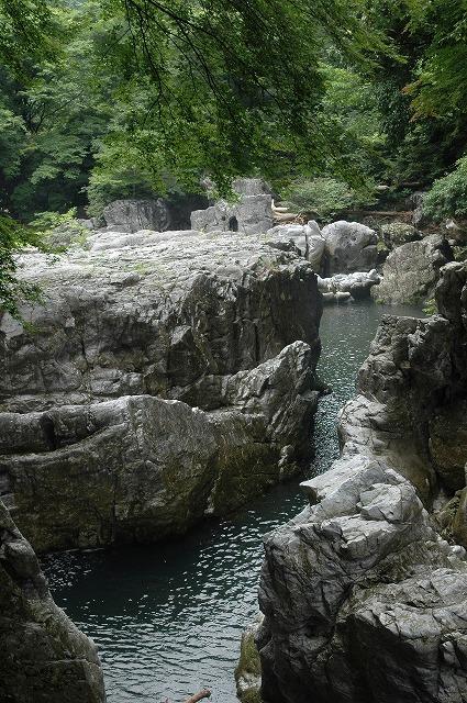 谷川の風景1