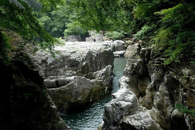 谷川の風景2