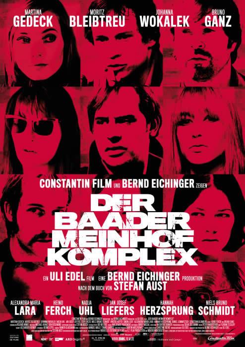 The Baader Meinhof Complex [Alexandra Maria Lara 2008GerFrCze]