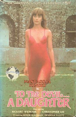 To the Devil a Daughter [Nastassja Kinski 1976UkWGer]