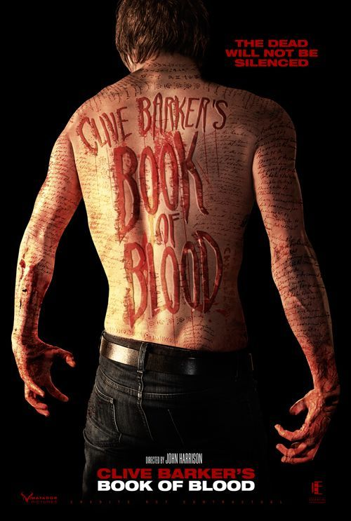 Book of Blood [2008Uk]