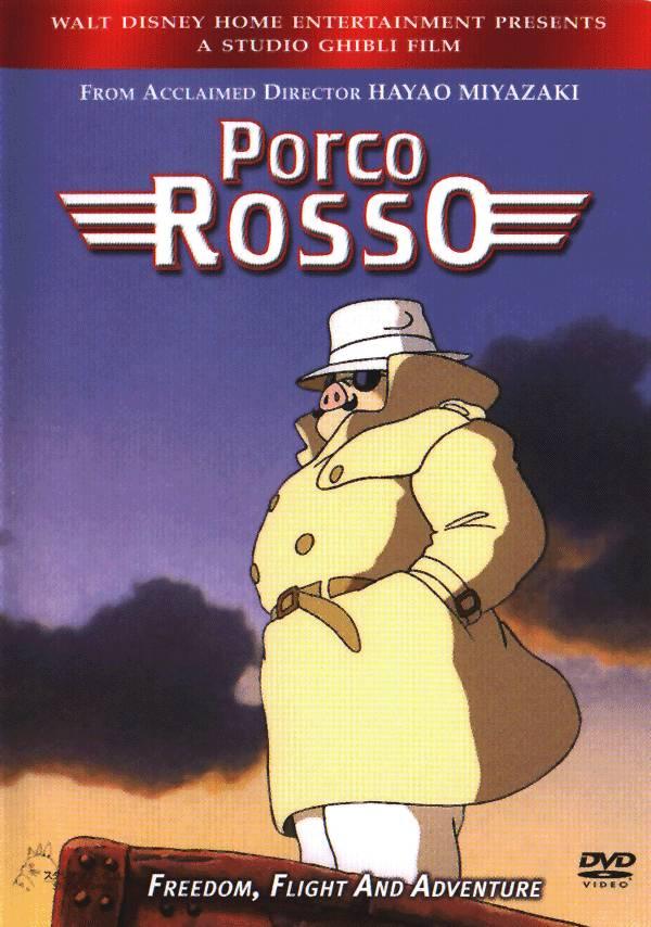 Porco Rosso [1992]