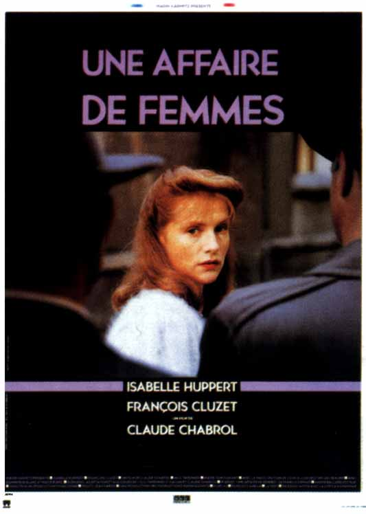 Story of Women [Isabelle Huppert 1988Fr]