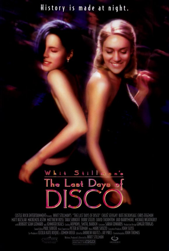 The Last Days of Disco [Chloe Sevigny 1998]