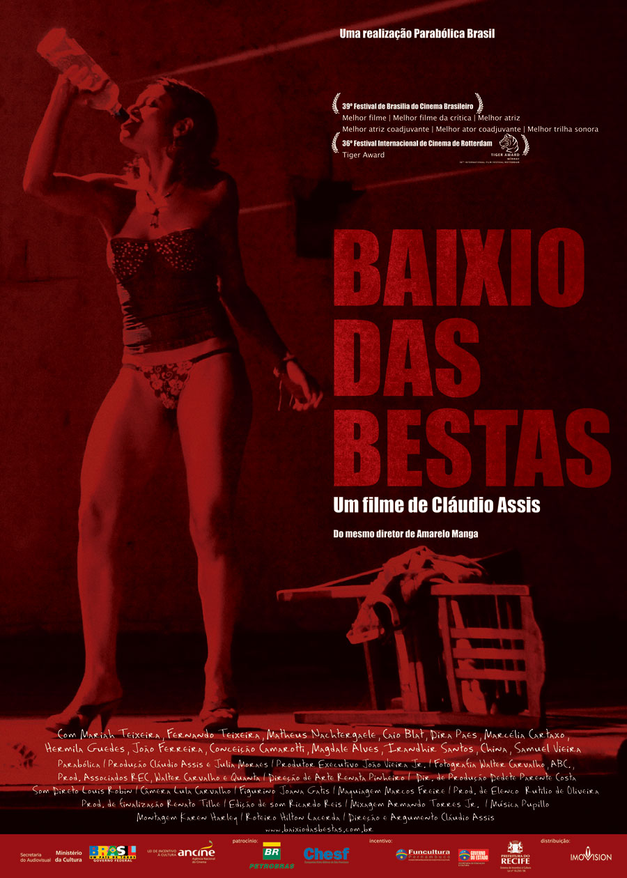 Bog of Beasts [2006Bra]