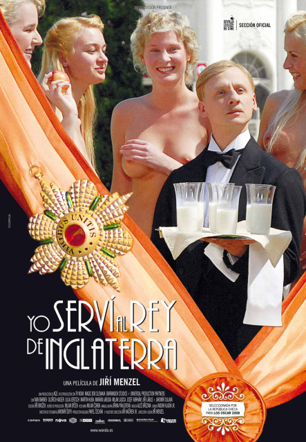 I Served the King of England [2006Cze]