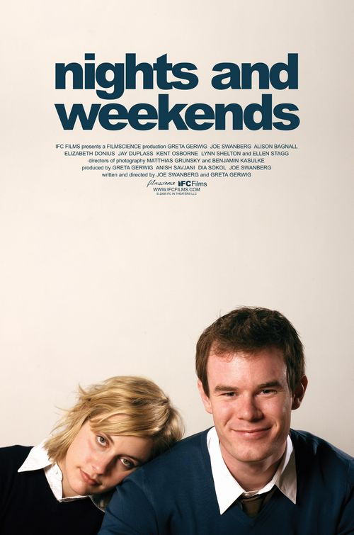 Nights and Weekends [Greta Gerwig 2008]