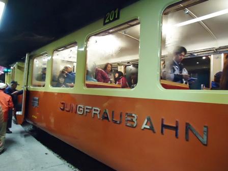 乗った電車1