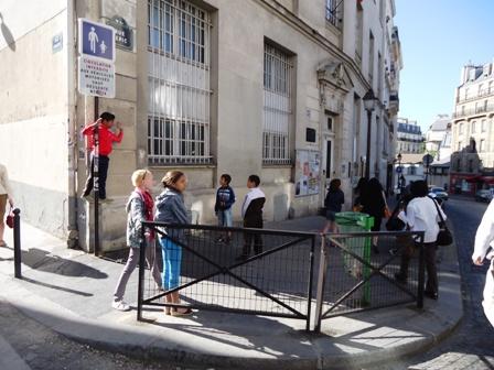 パリの学校