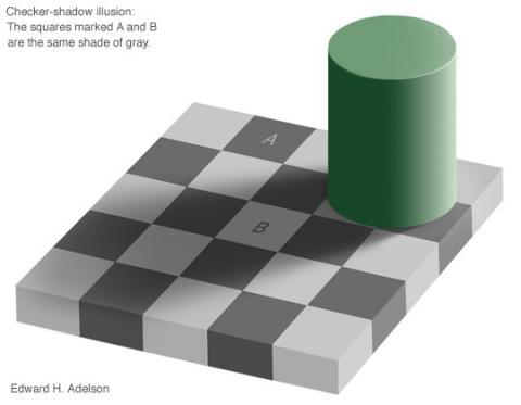 AとBは同じ色