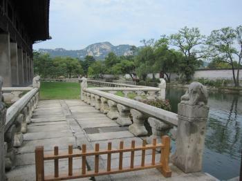 景福宮中庭
