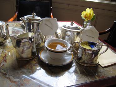 ペニンシュラ紅茶