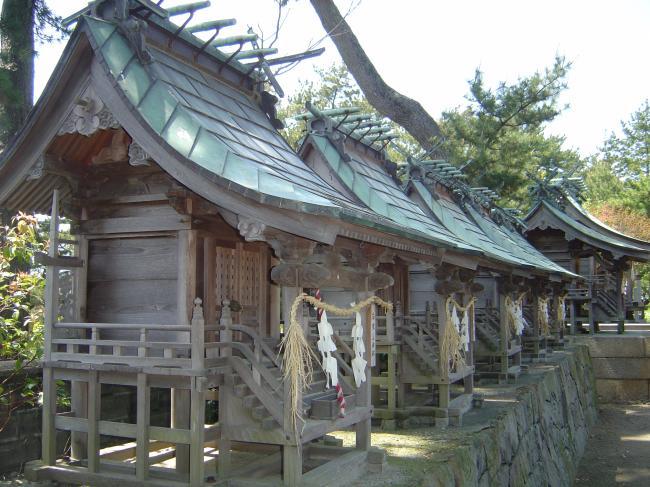 ミニ五色浜神社縮小