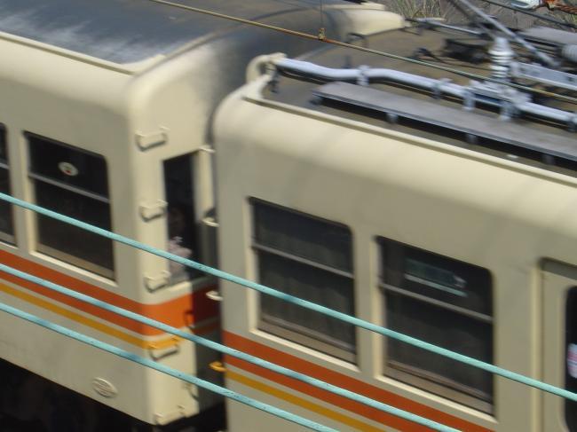 電車8縮小