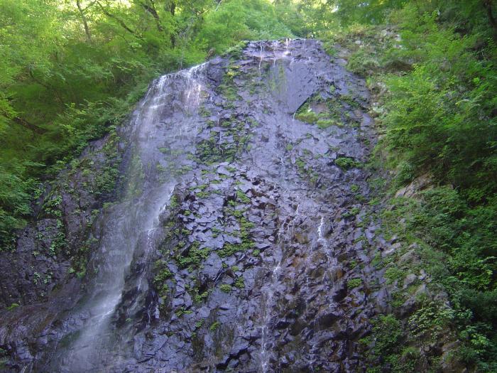 白猪の滝6縮小