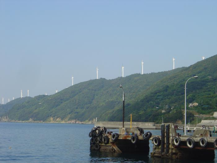 風力発電銀座7採用