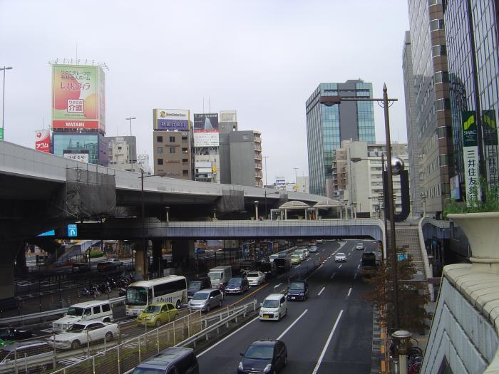 上野駅前交差点1縮小
