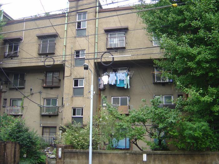 上野アパート5縮小