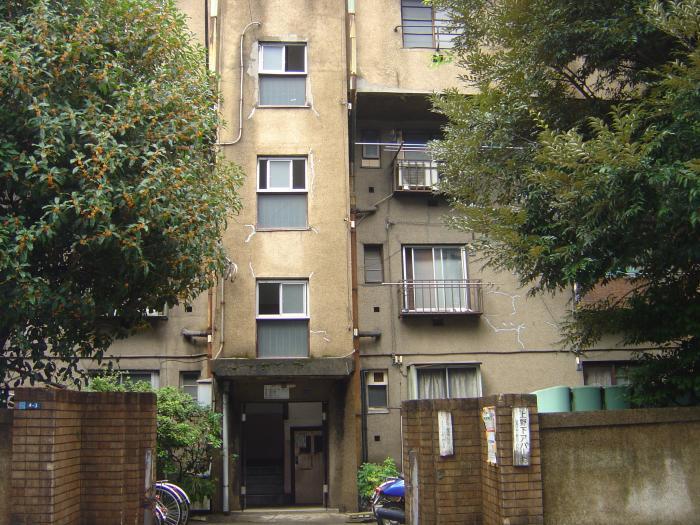 上野アパート1縮小