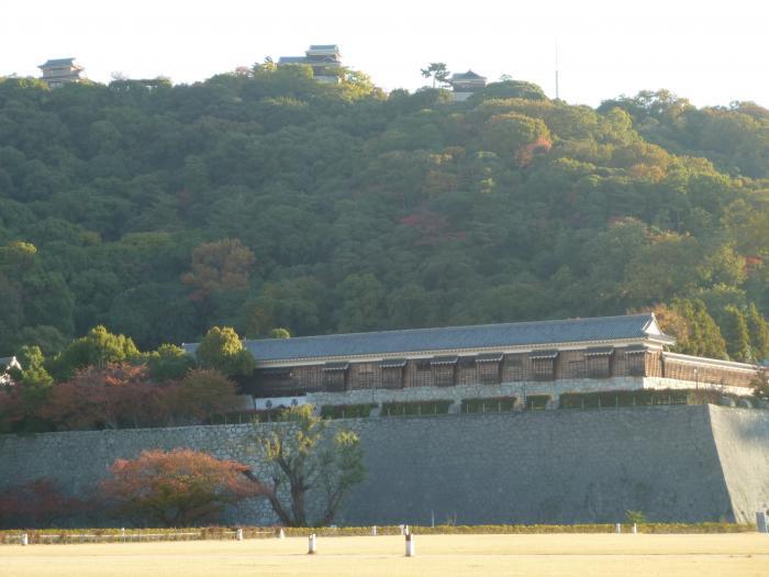 西から松山城6縮小