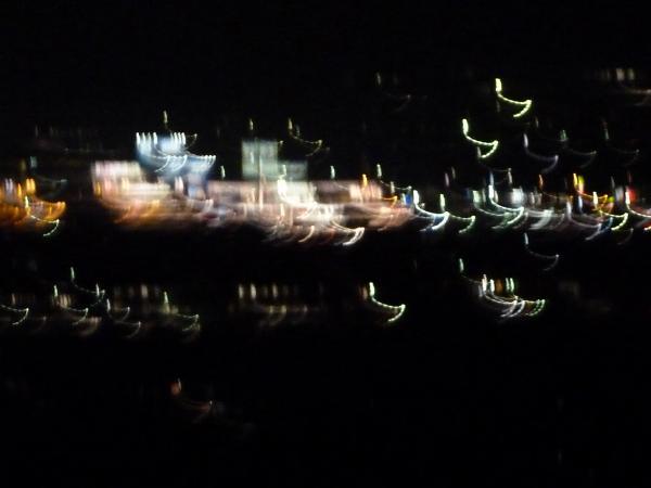 夜景「音符」縮小