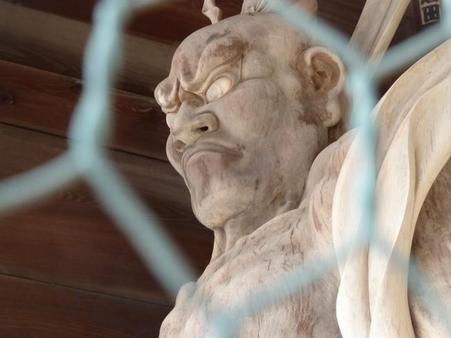浄土寺左二王縮小