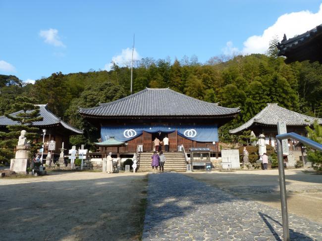 浄土寺本堂縮小