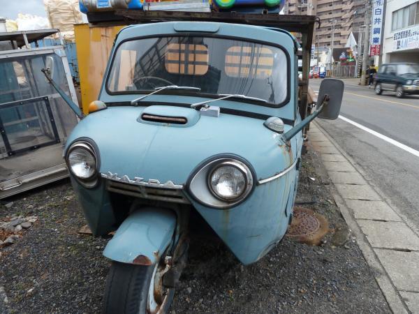 古三輪トラック5