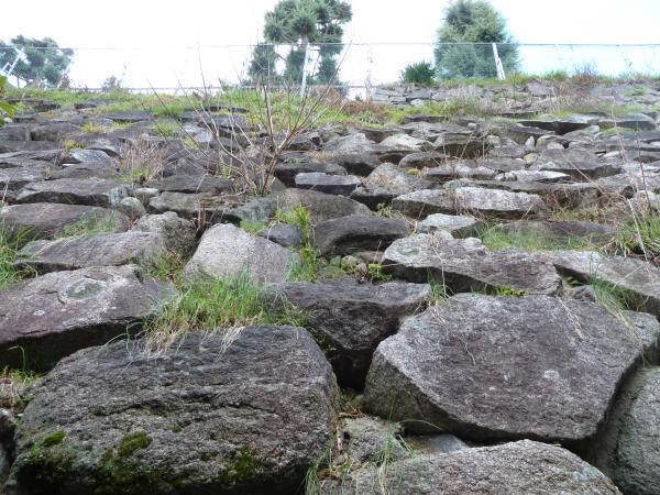 お城の石垣3