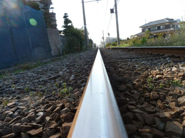 平井線路直線1