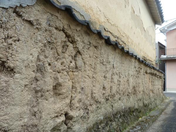 土塀と蔵4