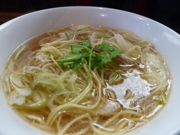 鶏糸湯麺6