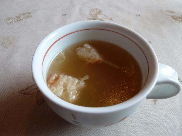 コンソメスープ4