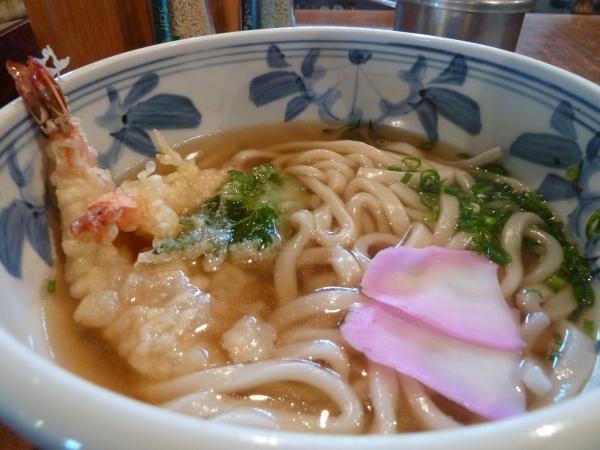 天ぷらうどんアップ6