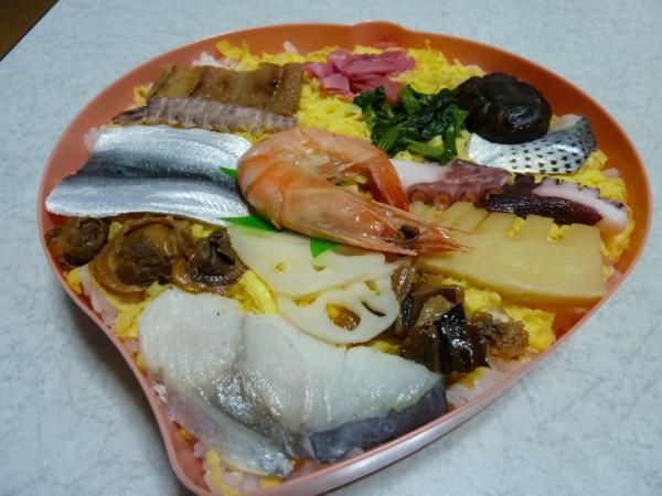 祭り寿司5