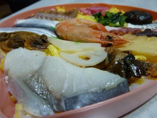 祭り寿司アップ6