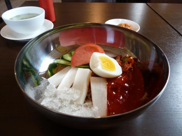 ビビン冷麺5