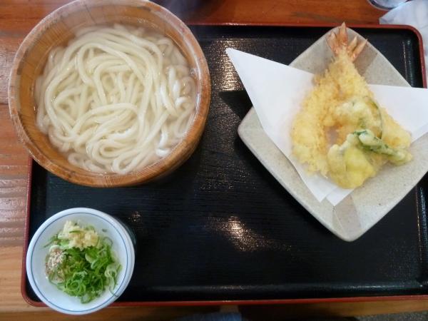 釜揚げ天ぷら3