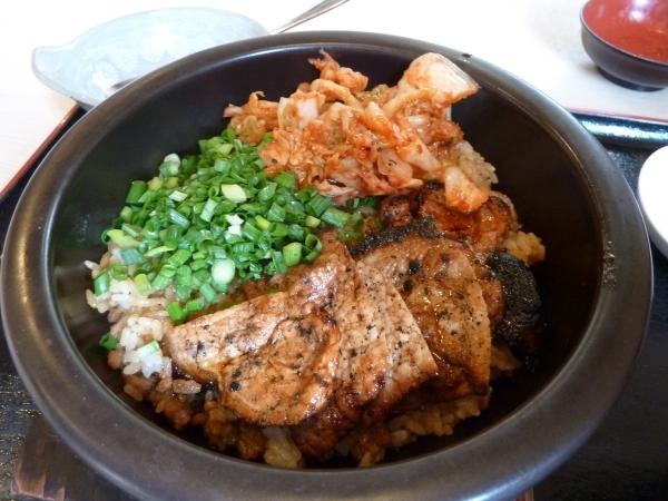 石焼豚丼5