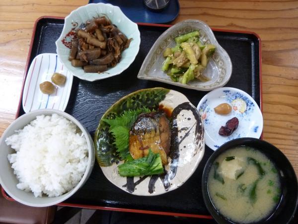 鯖の味噌煮上3