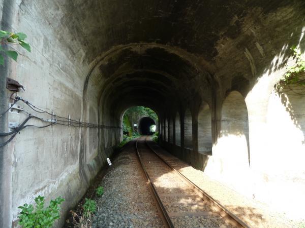 トンネルとトンネル5